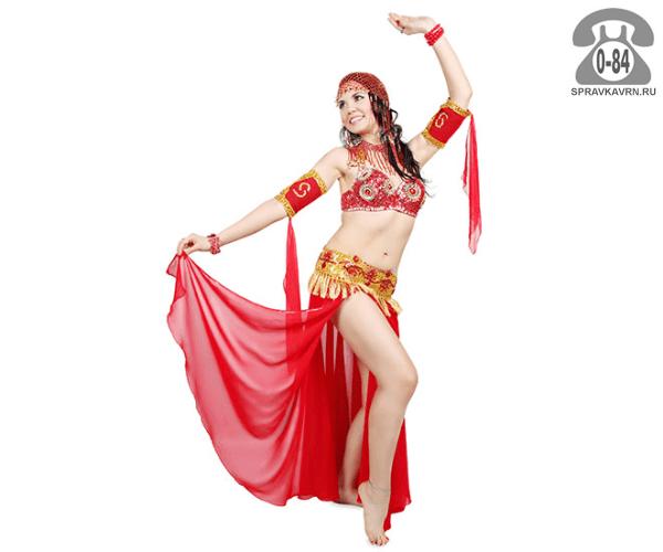 Танцы - занятия восточные индивидуальные занятия