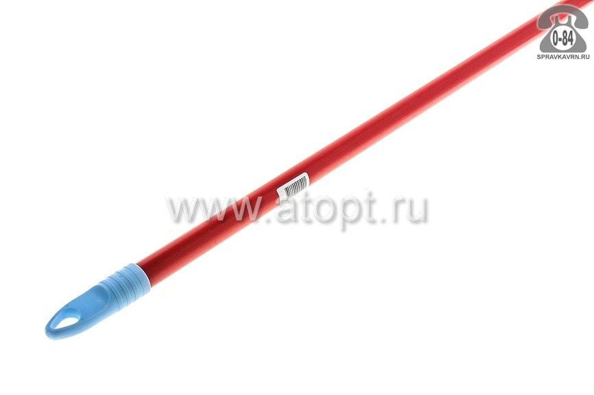 Черенок пластмасса для щётки 1008 мм Россия