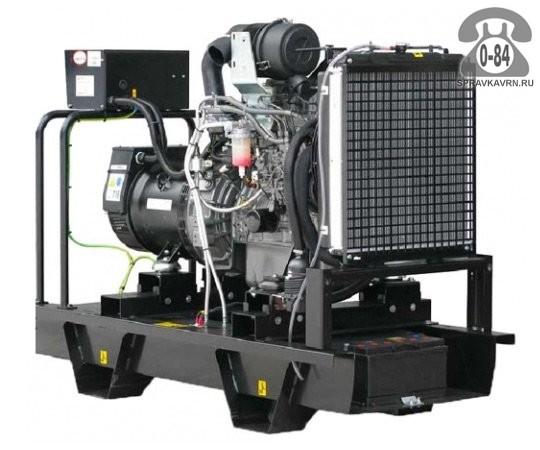 Электростанция Энерго ED 17/400 Y двигатель Yanmar