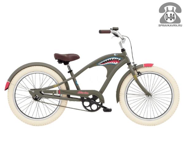 Велосипед Электра (Electra) Tiger Shark 1 Boys 20 (2016)