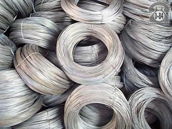 Проволока металлическая нихромовая Х20Н80