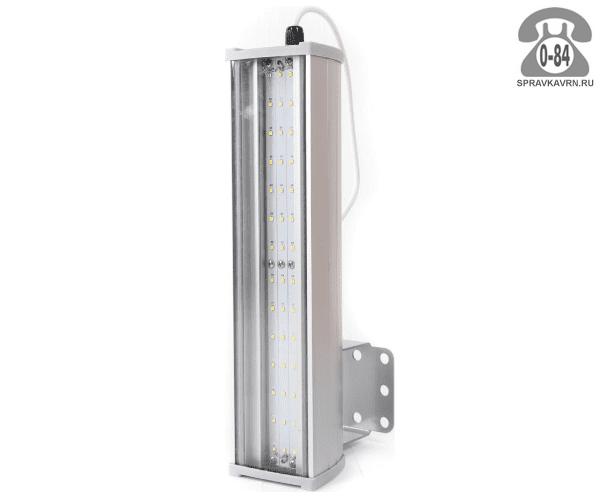 Светильник для производства SVT-Str U-L-35-125-24V 35Вт