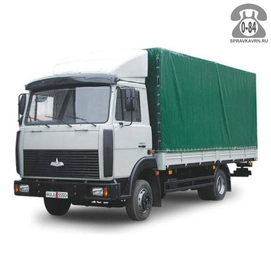 Автомобиль грузовой с водителем - предоставление для перевозки грузов МАЗ-4370 (Зубрёнок) по Воронежской обл.