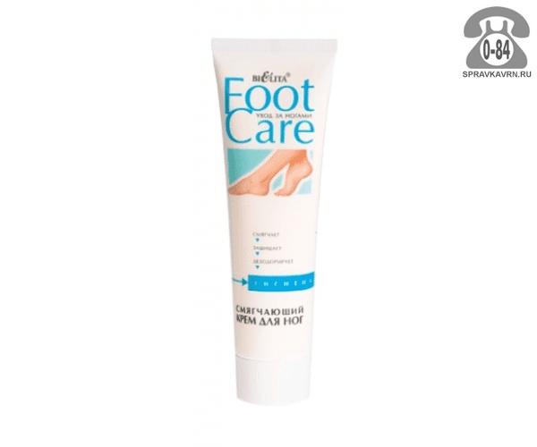 Крем для ног Белита Витэкс (BiElita-ВIтэкс ) Foot Care Смягчающий