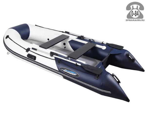 Лодка надувная Гладиатор (Gladiator) Light B330AD