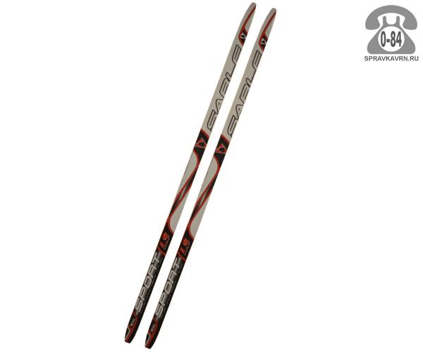 Лыжи Сабле (Sable) 150 см прогулочные универсальный деревянный