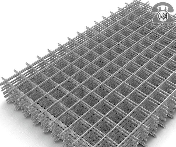 Строительная сетка диаметр 2мм  ячейка 48x32мм ширина 1.12м