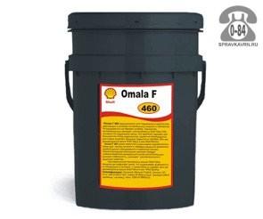 Масло редукторное Шелл (Shell) Omala