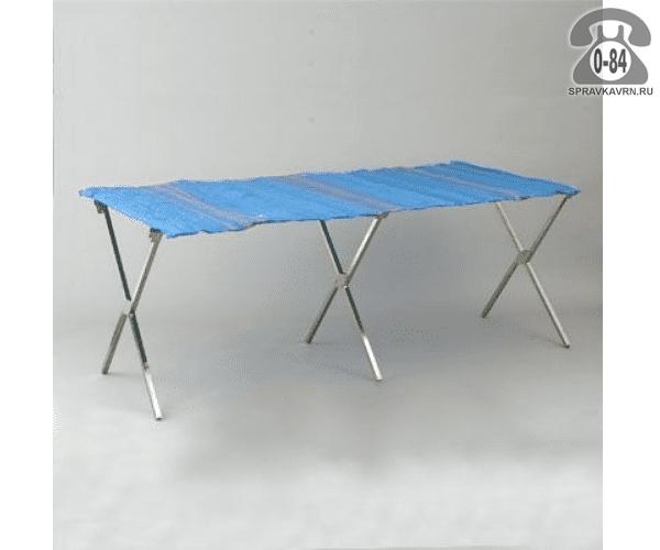 Столы для уличной торговли СТР-2,5 трансформер 2500x800