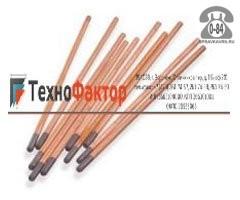 Электрод сварочный 10 мм угольные для резки и строжки