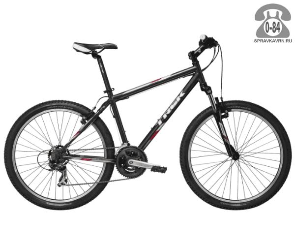 """Велосипед Трек (Trek) 820 (2016), рама 18.5"""" размер рамы 18.5"""" черный"""
