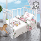 Детское постельное белье Домитекс Valtery поплин