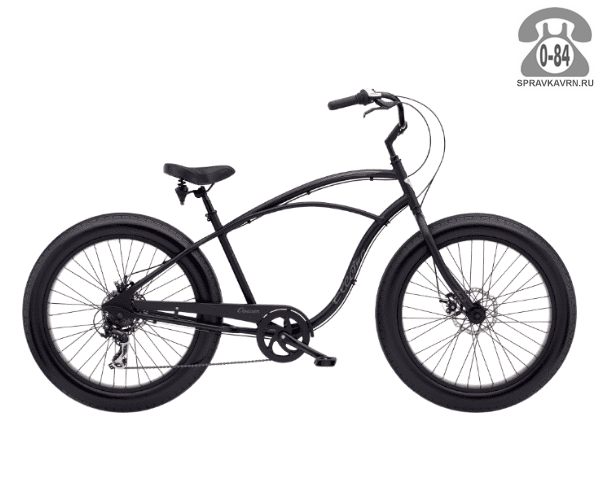 Велосипед Электра (Electra) Cruiser Lux Fat Tire 7D (2016)