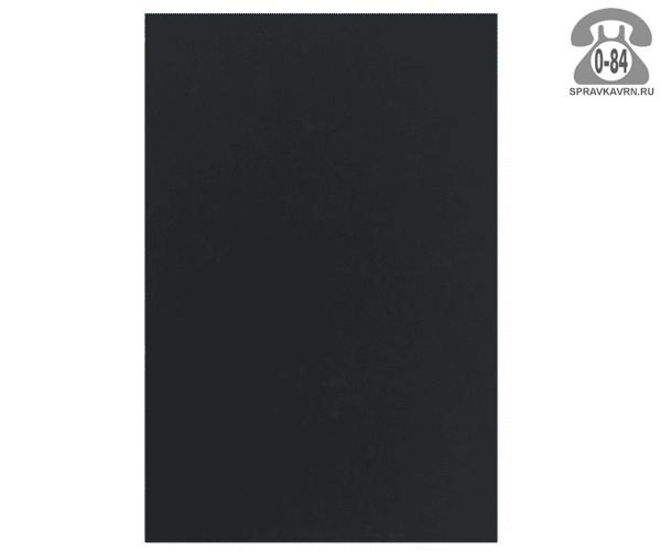 Картон Сонет (Sonnet) грунтованный черный 300х400 для живописи