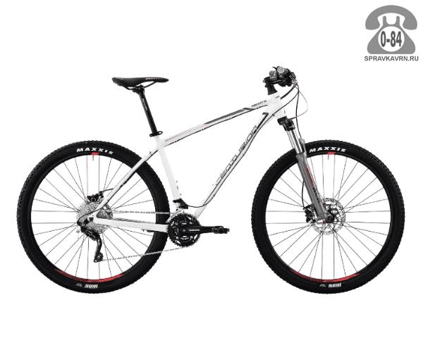 "Велосипед Центурион (Centurion) Backfire Pro 400.29 (2017) размер рамы 19.5"" белый"