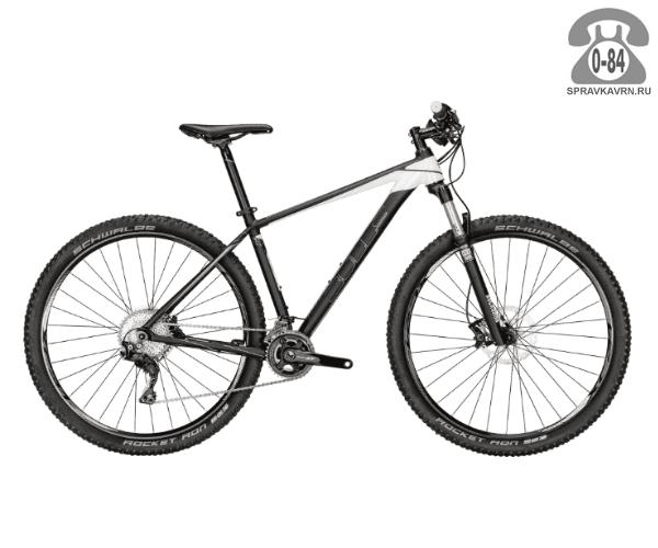 "Велосипед Буллс (Bulls) Copperhead 29 RS (2016) размер рамы 18.5"" черный"
