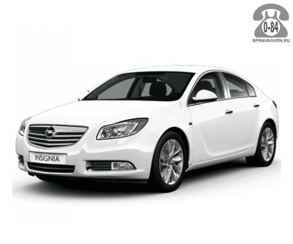 Реле поворота легковой иномарка Опель (Opel)