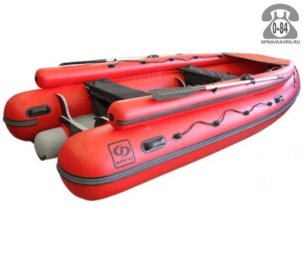 Лодка надувная Фрегат М-430 FM LUX