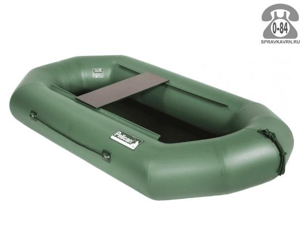 Лодка надувная Пеликан 200