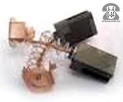 Щётка для электрической машины для генератора электрического (электрогенератора)