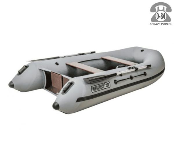 Лодка надувная Навигатор 290 Оптима Plus