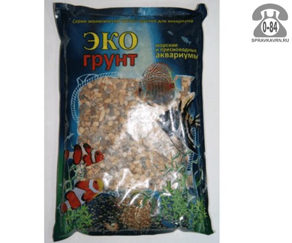 Грунт для аквариума ЭКО грунт Каспий №1