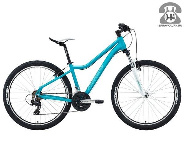 Велосипед Мерида (Merida) JULIET 6. 10-V (2016)