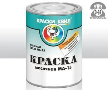 Краска декоративная Краски КВИЛ 1 л