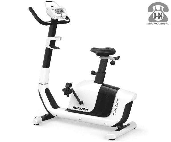 Велотренажёр Хоризон (Horizon) Comfort 3 NEW серый