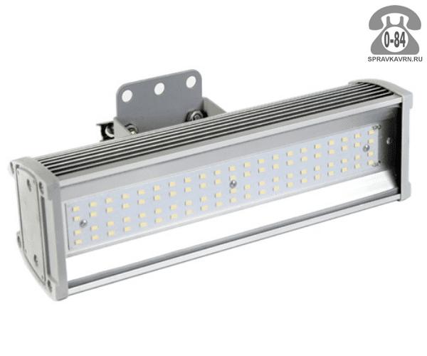 Светильник для производства SVT-Str U-L-70-250-DUO 140Вт