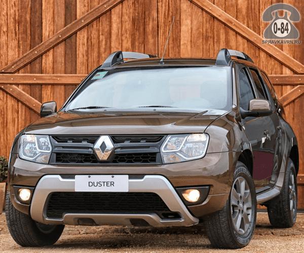 Автомобиль легковой Рено (Renault) Дастер ( Duster)