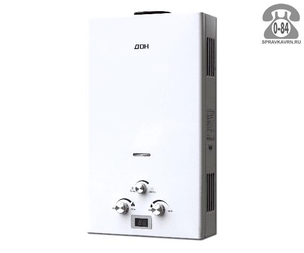 Газовая колонка Конорд (Konord) ДОН JSD-20 FТ 20 кВт 10л/мин открытая камера