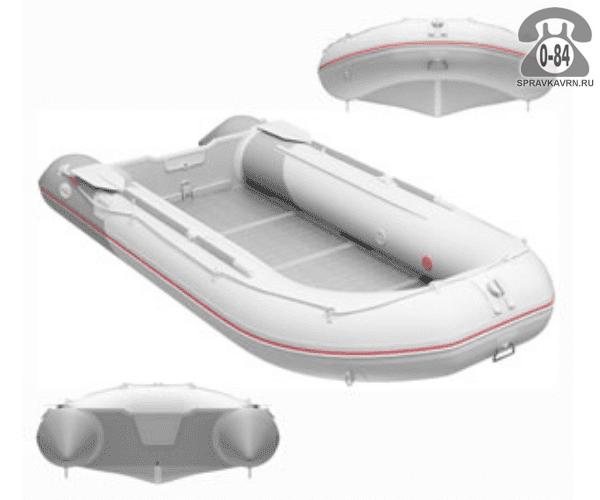 Лодка надувная Баджер (Badger) Sport Line 340 AL