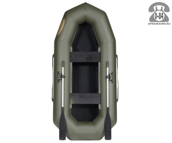 Лодка надувная Лоцман С-260