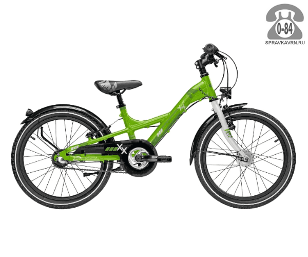 Велосипед Скул (Scool) XXlite comp 20 3-S (2017)