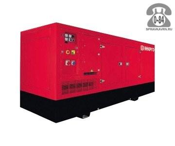 Электростанция Энерго ED 130/400 IV S двигатель Iveco NEF 67TM2A