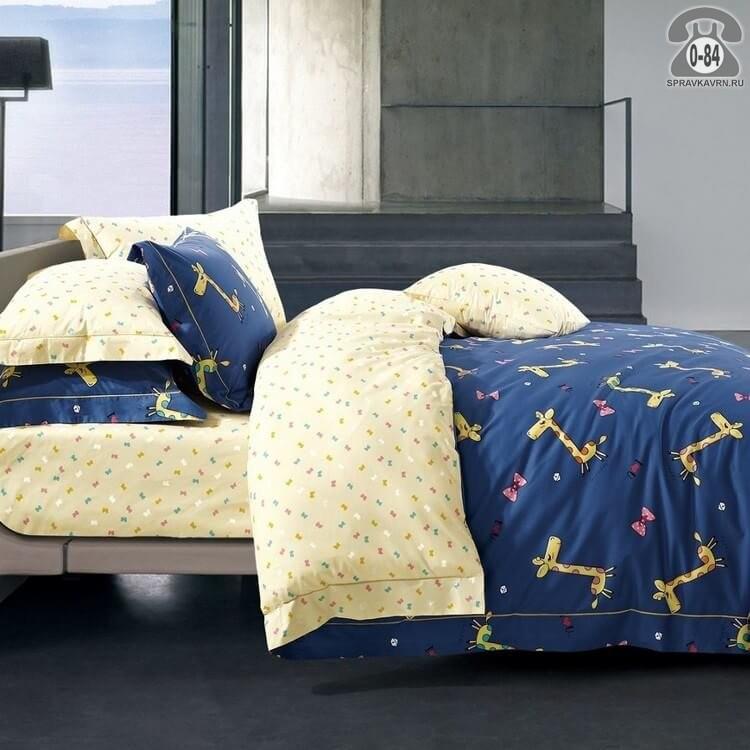 Комплект детского постельного белья Клео (Cleo) сатин Россия