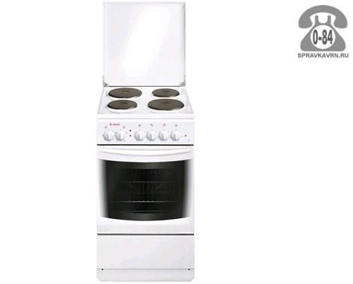 Электрическая плита Гефест (Gefest) 5560-03 0001, объём духовки 52л