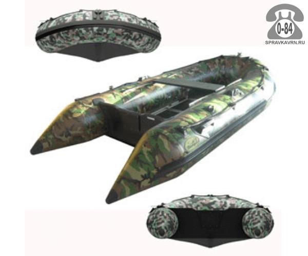 Лодка надувная Баджер (Badger) Hunting Line 400 WP