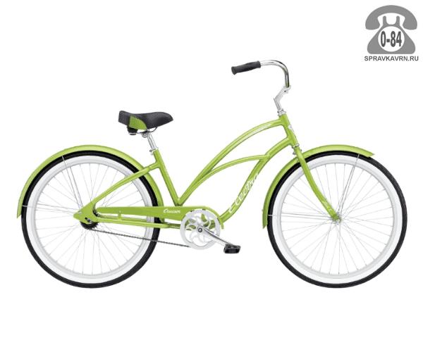 Велосипед Электра (Electra) Cruiser Lux Ladies (2016)