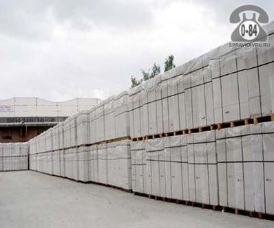 Блок газосиликатный D-500 600x400x250мм г. Лиски, Лискигазосиликат, торговый дом