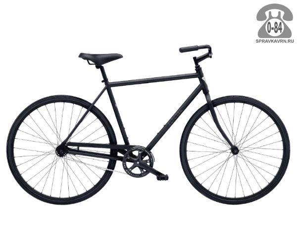 """Велосипед Электра (Electra) Loft 1 Mens (2016) размер рамы 20.5"""" серый"""