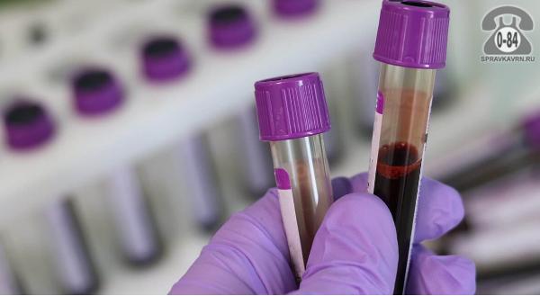 Анализ крови гемоглобин гликированный для взрослых без выезда