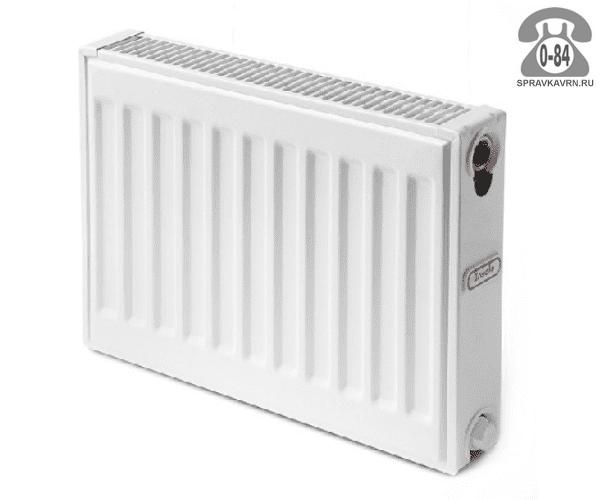 Радиатор отопления стальной Инсоло (Insolo) Compact PKKP 22 700x500 мм