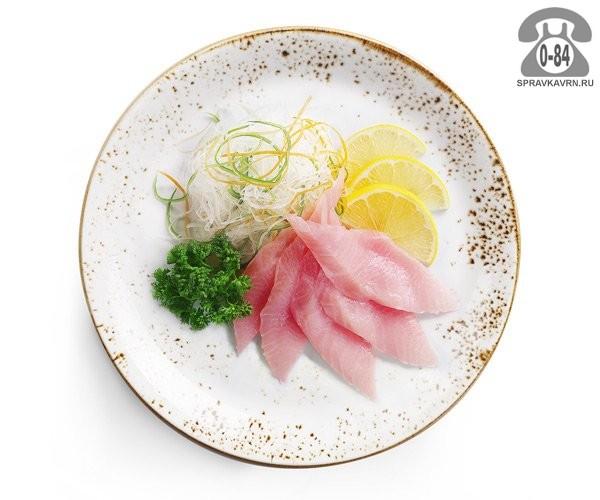 Сашими Хамачи желтохвост 50 г