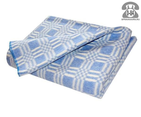 Одеяло Ермолино байковое без наполнителя Россия