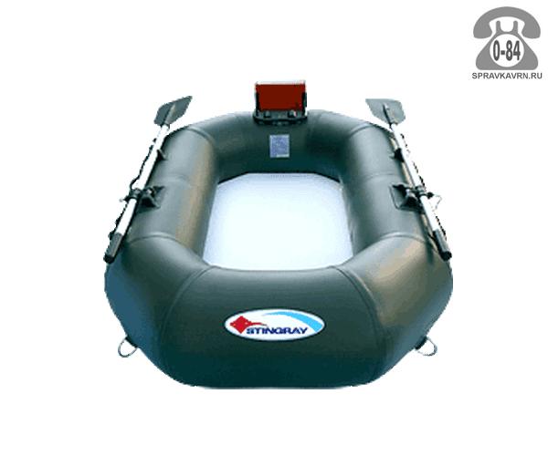 Лодка надувная Стингрей (Stingray) 200IB