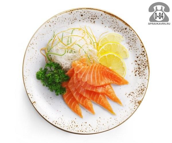 Сашими Сякэ лосось 50 г