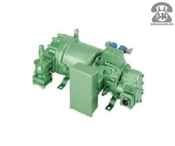 Компрессор холодильный Битцер (Bitzer) HSK 5343-30