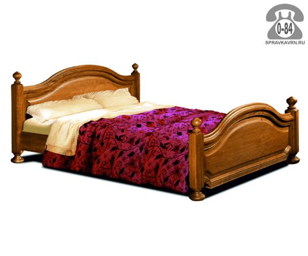 Кровати Гомельдрев, ОАО Босфор Премиум 2-спальная дуб 1-ярусная (одноярусная) 2175 мм 975 мм 1758 мм Белоруссия